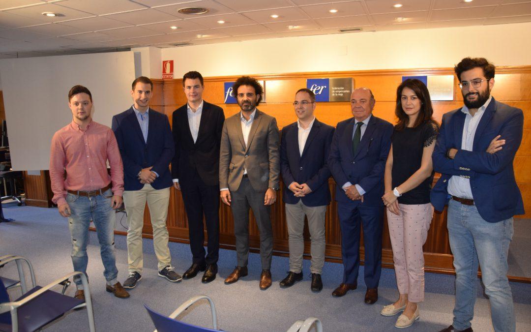 """Nace """"FER Joven"""", la nueva Asociación de Jóvenes Empresarios de La Rioja"""