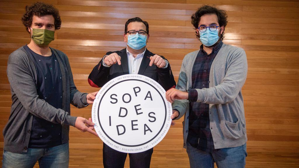Proyecto Sopa de Ideas