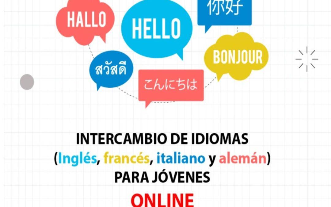 Intercambios de Idiomas. Ayuntamiento de Logroño